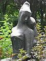 1160 Ottakringer Straße 217-221 - Bronzeplastik Mutter und Kind von Gertrude Diener 1962 IMG 2901.jpg
