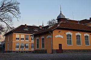 Education in Bulgaria - A school in Sofia
