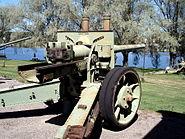 122mm m1931 gun hameenlinna 2