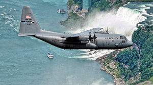 136th Airlift Squadron - Lockheed C-130H Hercules 87-9285.jpg