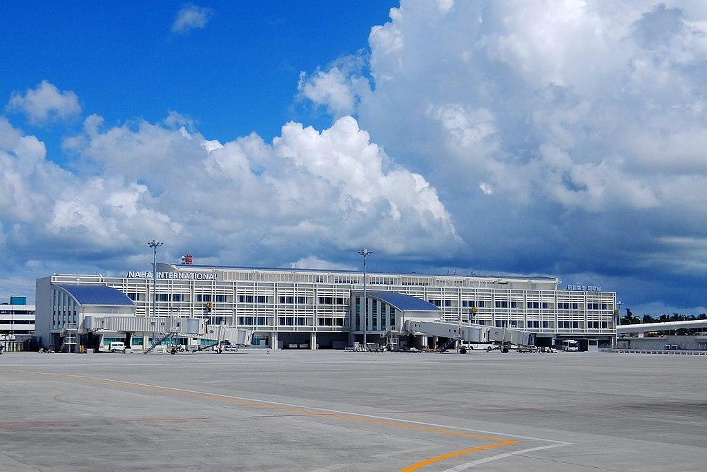 140902 Naha Airport Naha Okinawa pref Japan01bs50
