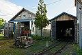 140914 Tsugaru Goshogawara Station Goshogawara Aomori pref Japan11n.jpg