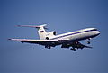 14bu - Aeroflot Tupolev 154M; RA-85641@ZRH;15.02.1998 (5398555444).jpg