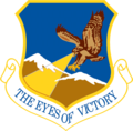 152nd Airlift Wing, Nevada Air National Guard, emblem, in 2007.png