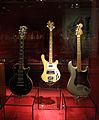 157 Museu de la Música, guitarres elèctriques.jpg