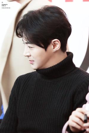 Jun Jin - Jun Jin at a fansigning event in December 2016