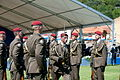 16 obljetnica vojnoredarstvene operacije Oluja 05082011 Pocasno zastitna bojna pocasno ceremonijalni program 403.jpg