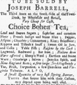 1768 Barrell BostonNewsLetter June9.png