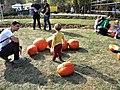 18. Bucharest, Romania. Pumpkin Fest. Primul Festival de Halloween din Romania. Oct. 2019 (un mic artist nehotarat).jpg
