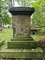 1825 Grabstein Johann Friedrich Kümmel, Gartenfriedhof Hannover.jpg