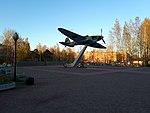 1852. Lebyazhye. Monument to the defenders of the Leningrad sky.jpg