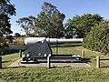 1883 Armstrong 6 inch gun, Fort Lytton 01.jpg