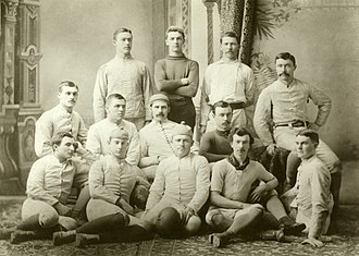 1883 college football season - 1883 Michigan Wolverines
