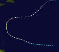 1901 Atlantic hurricane 6 track.png
