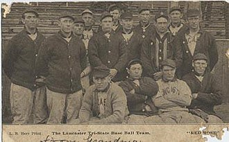 Lancaster Red Roses - 1906, the original Lancaster Red Roses