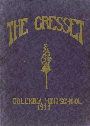 David H. Hickman High School - The 1914 Cresset