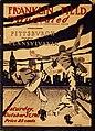 1917 Penn versus Pitt football progam.jpg