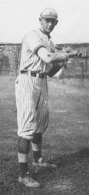 Joe Wilhoit - Image: 1919 Joe Wilhoit