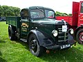 1948 Bedford MSD (LSU 544) dropside, 2012 HCVS Tyne-Tees Run.jpg