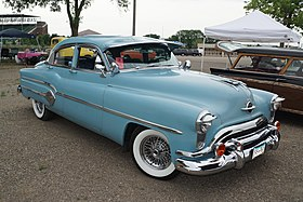 1951 Oldsmobile Ninety Eight (27172790264).jpg