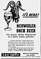 1954 - Neuweiler Bock Beer - 15 Apr MC - Allentown PA.jpg