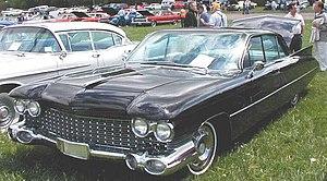 Cadillac Fleetwood Brougham - 1959 Cadillac Fleetwood Eldorado Brougham
