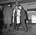 1963 Visite de Mrs Georges Pompidou et Edgard Pisani au CNRZ-10-cliche Jean Joseph Weber.jpg