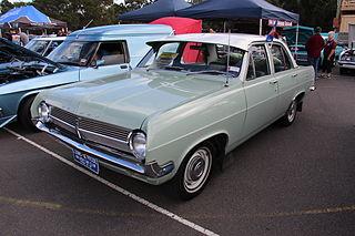 Holden HD Motor vehicle