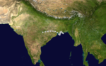 1970 Indian cyclone 4 track.png
