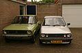 1977 Volkswagen Polo & 1985 Volkswagen Polo C Coupé (9042888946).jpg
