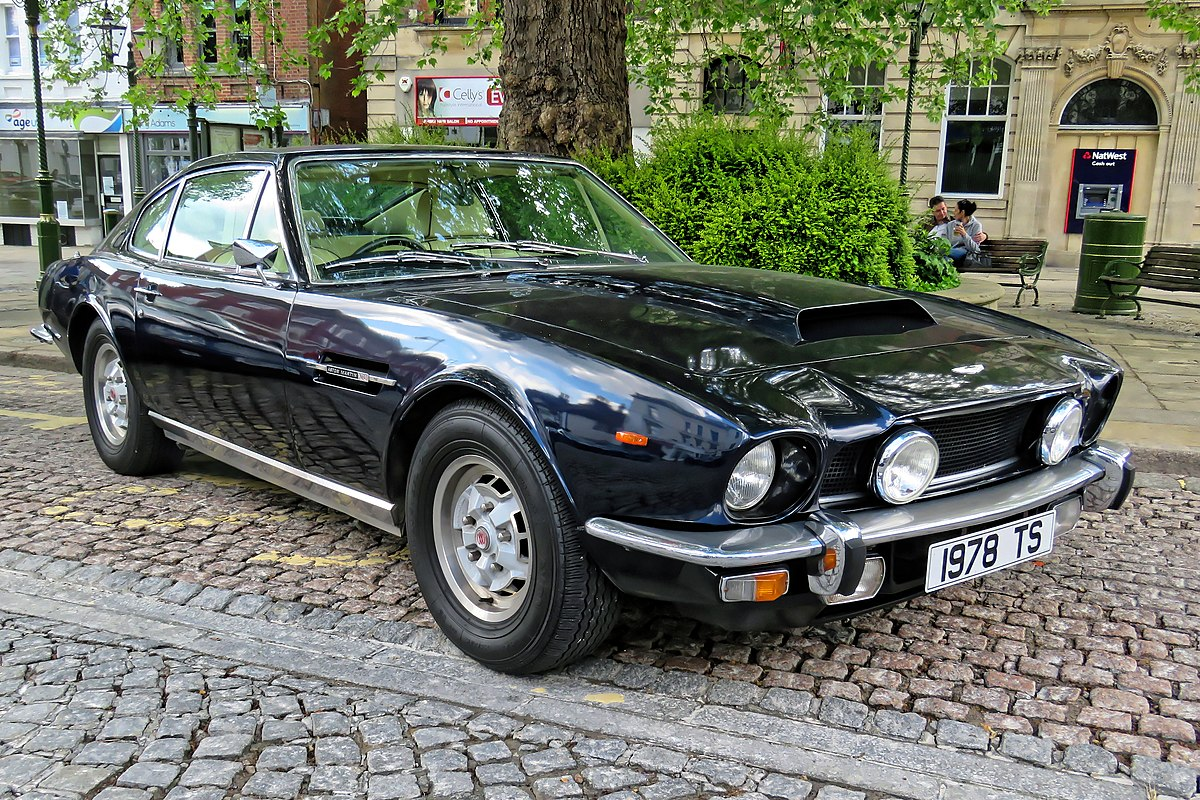 Px Aston Martin V Series Cc At Horsham English Festival A