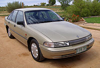 1992 Holden Commodore (VP) Executive (2007-02-24) 01.jpg