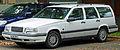 1994-1997 Volvo 850 SE 2.5 station wagon (2011-01-13).jpg