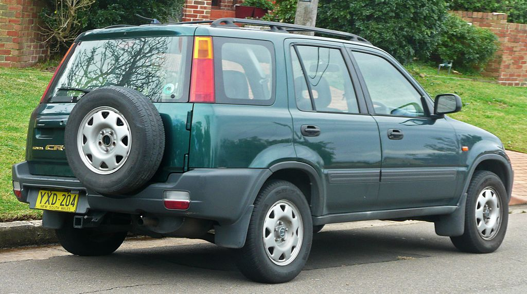 File 1999 2001 honda cr v wagon wikimedia commons for 08 honda crv