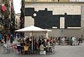 19 Barcelona 1998, de Chillida, pl. dels Àngels.jpg