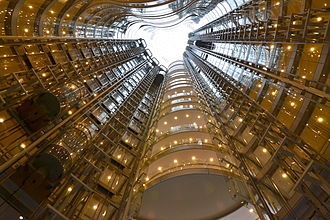 1 Bligh Street - The atrium