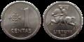 1centas 1991 Lietuva.png