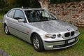 2001 BMW 316ti (E46) hatchback (2015-08-07) 01.jpg