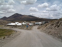 Parinacota, Chile - Wikiwand