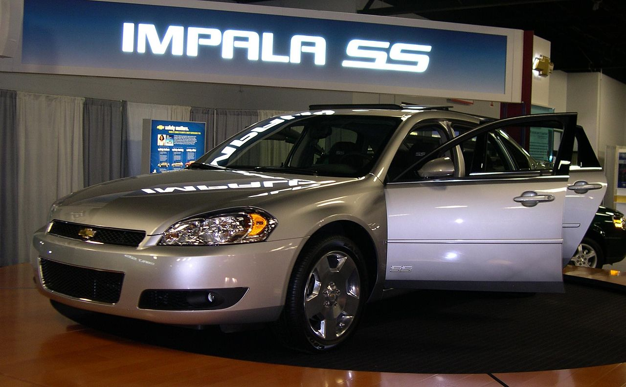 2006 Chevrolet Impala Ss Original file  (2,019 × 1,250 pixels, file size: 205 KB ...