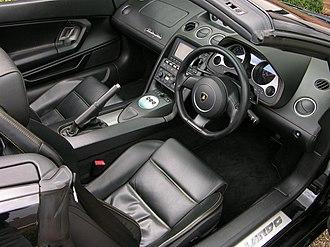 Lamborghini Gallardo - Lamborghini Gallardo Spyder
