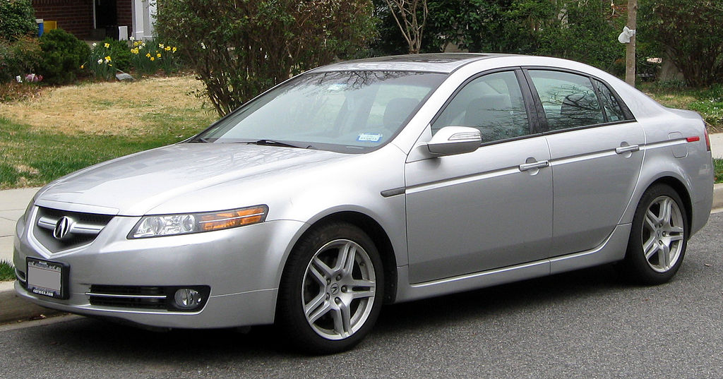 Acura Rental Car For Sale