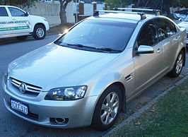 VE Commodore Berlina Sedan.