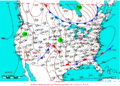 2008-05-29 Surface Weather Map NOAA.png