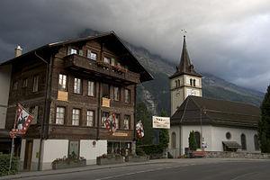 2008-07-22 Heimatmuseum, Grindelwald