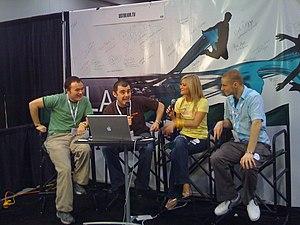 Gary Vaynerchuk - Image: 20080814 New Media Expo 2008