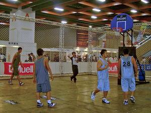Sports in Taiwan - 2008 Leisure Taiwan basketball match