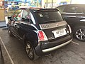 2008 Fiat 500 (312) by DIESEL Hatchback (14-02-2018) 04.jpg