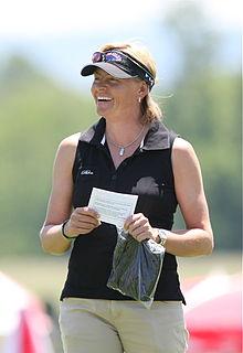 Liselotte Neumann Swedish professional golfer