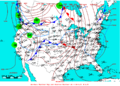 2009-03-05 Surface Weather Map NOAA.png